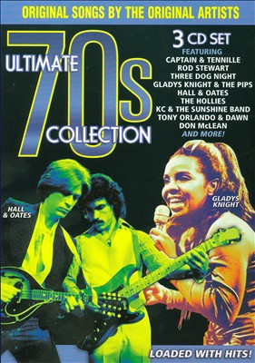Ultimate 70s Collection [Collectables]