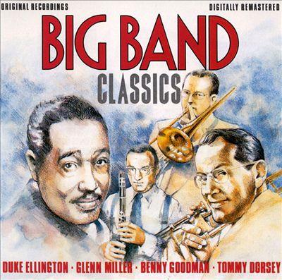 Big Band Classics [Castle]