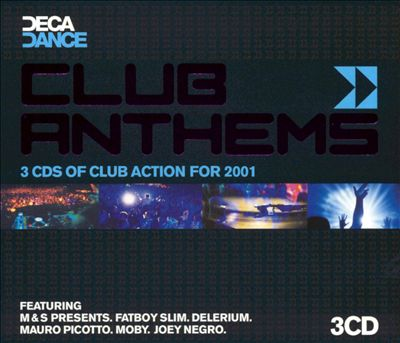 Club Anthems [Deca Dance]
