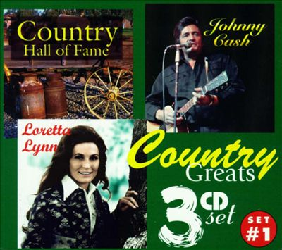 Country Greats [Columbia River Box #2]