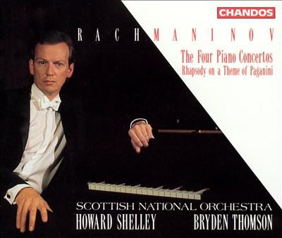 Rachmaninov: The Four Piano Concertos