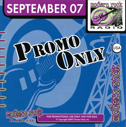 Promo Only: Modern Rock Radio (September 2007)