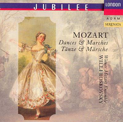 Mozart: Dances & Marches