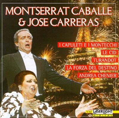 Montserrat Caballé & José Carreras: Opera Duets