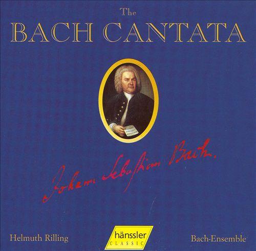Die Bach Kantate, Vol. 58