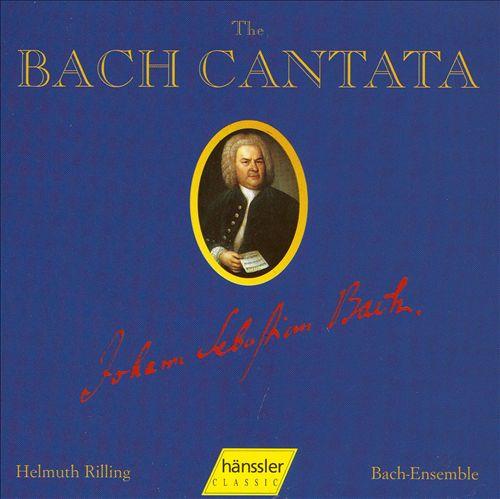 Die Bach Kantate, Vol. 55