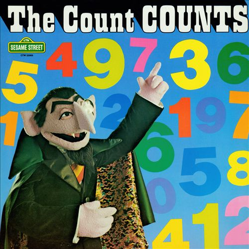 Sesame Street: The Count Counts, Side 1