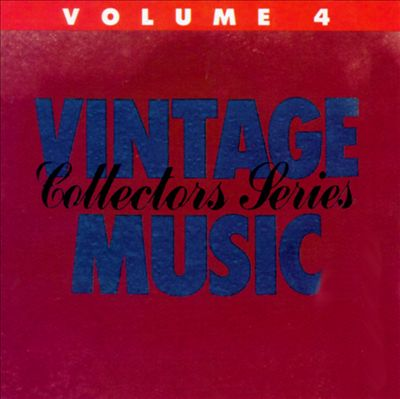 Vintage Music: Original Classic Oldies from the 1950's, Vol. 4