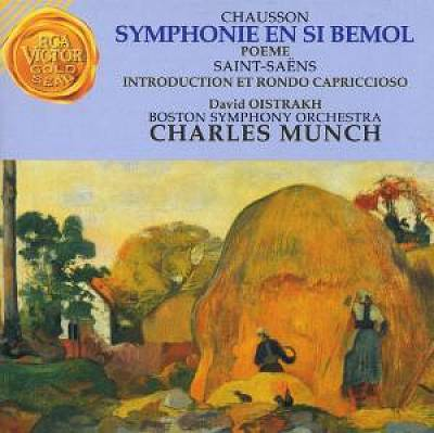 Chausson: Orchestrral Works
