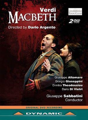 Verdi: Macbeth [Video]