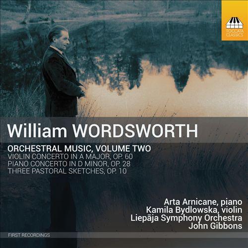 William Wordsworth: Orchestral Music, Vol. 2
