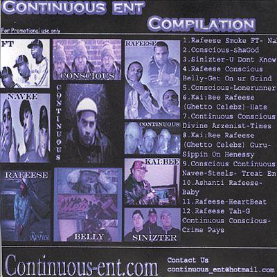 Continuous Ent: Compilation