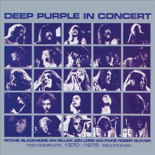 In Concert, 1970-1972