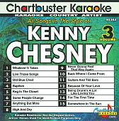 Karaoke: Kenny Chesney, Vol. 3