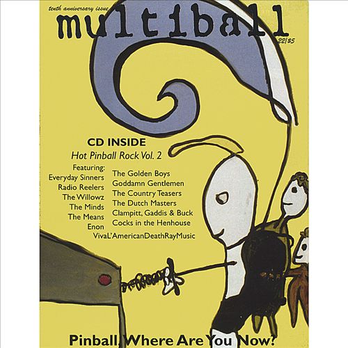 Hot Pinball Rock, Vol. 2: Multiball Magazine #22