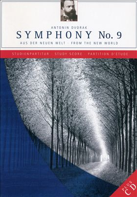 Dvorák: Symphony No. 9 [CD+Book]