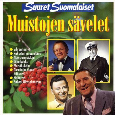 Suuret Suomalaiset muistojen sävelet