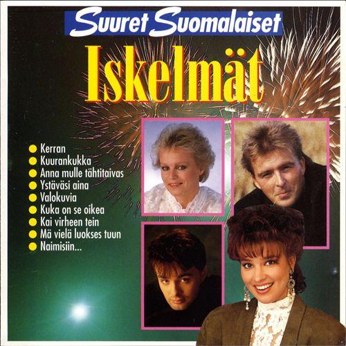 Suuret Suomalaiset iskelmät