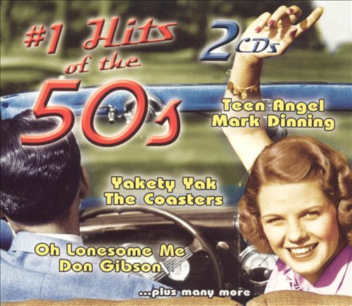 #1 Hits of the 50's [Platinum]