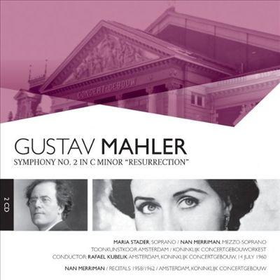 Gustav Mahler: Symphony No. 2 in C minor 'Resurrection'
