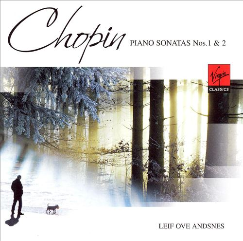 Chopin: Piano Sonatas Nos. 1 & 2