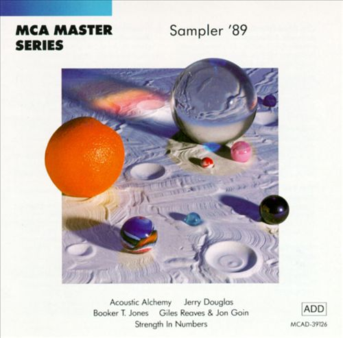 MCA Master Series Sampler '89