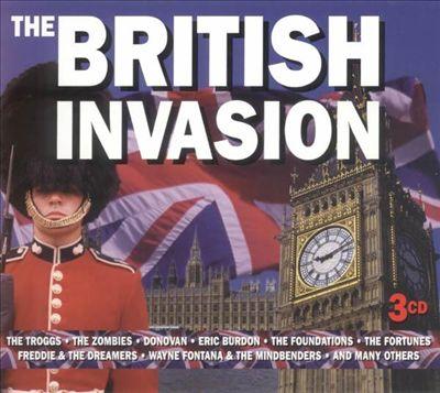 The British Invasion [Goldies]
