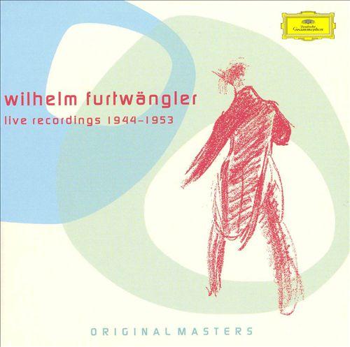 Live Recordings 1944-1953