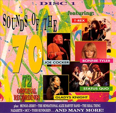 Sounds of the Seventies, Disc 1 [Time Life]