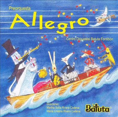 Preorquesta Allegro