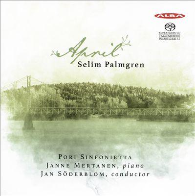 Selim Palmgren: April