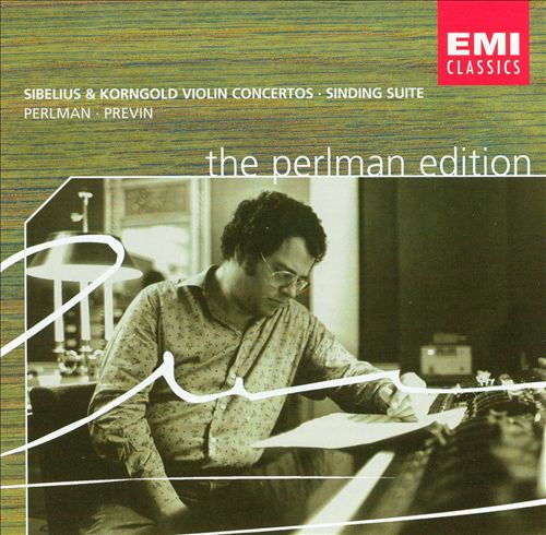 Sibelius & Korngold: Violin Concertos; Sinding: Suite
