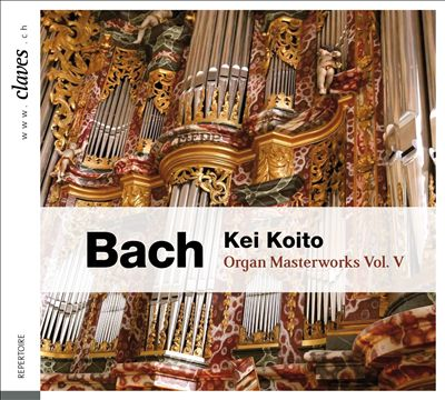 Bach: Organ Masterworks, Vol. 5
