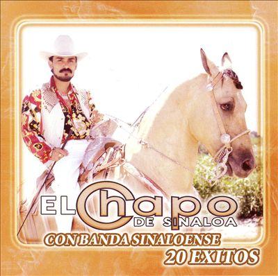 Los Mejores Corridos del Chapo de Sinaloa Con Banda