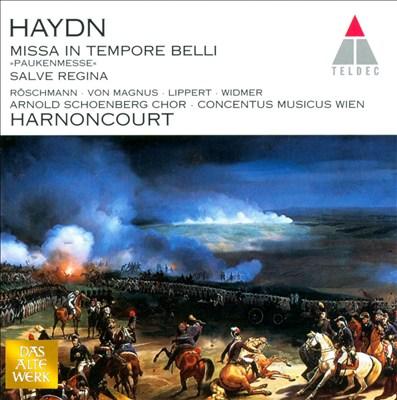 Haydn: Missa in Tempore Belli; Salve Regina