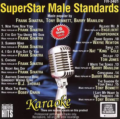 Superstar Male Standards
