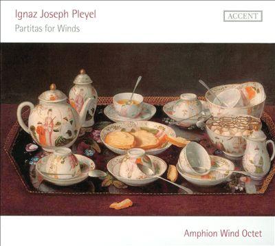 Ignaz Joseph Pleyel: Partitas for Winds