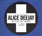 Better Off Alone [UK CD Single]
