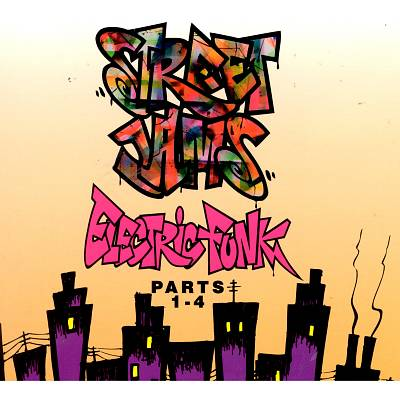 Street Jams: Electric Funk, Vols. 1-4