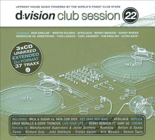 D:Vision Club Session, Vol. 22