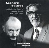 Leonard Salzedo: Epifanía: Five Pieces of Leonard Salzedo with Tuned Gongs