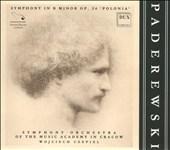 "Paderewski: Symphony in B minor ""Polonia"""