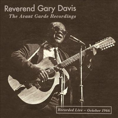 Avant Garde Recordings: Recorded Live Ocrober 1966
