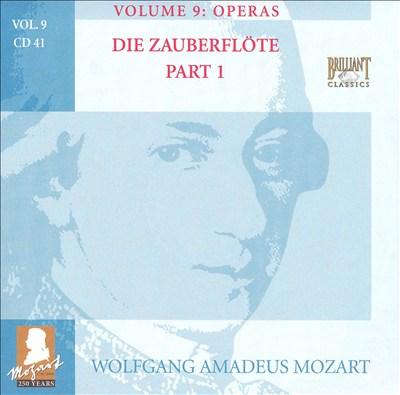 Mozart: Complete Works, Vol. 9 - Operas, Disc 41