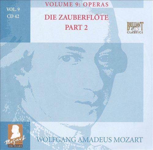 Mozart: Complete Works, Vol. 9 - Operas, Disc 42