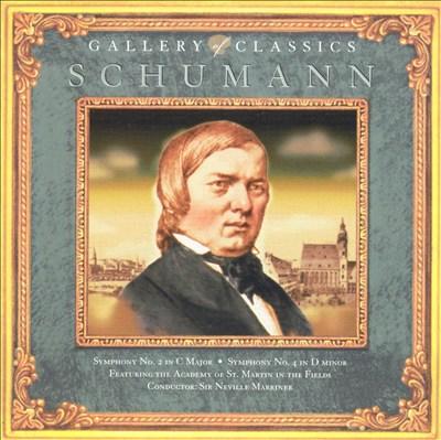Gallery Of Classics: Schumann