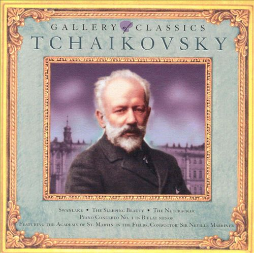 Gallery of Classics: Tchaikovsky