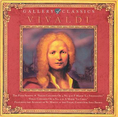 Gallery of Classics: Vivaldi