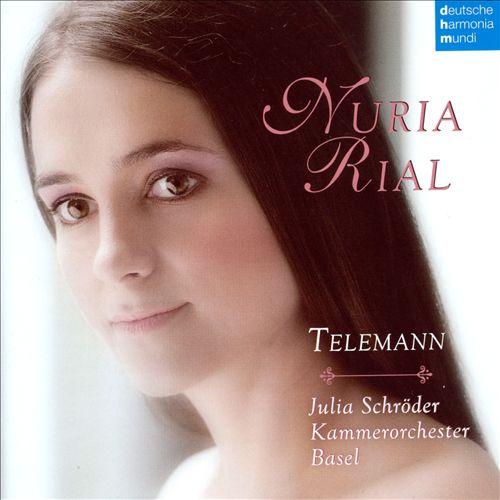 Telemann: Italian Opera Arias