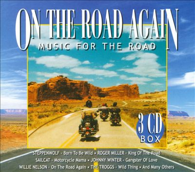 On the Road Again [Goldies Box Set]